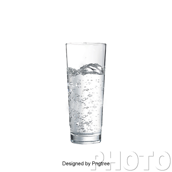 —Pngtree—a glass of water and_2137900.png